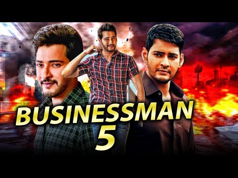 Businessman 5 (2019) Tamil Hindi Dubbed Full Movie | Mahesh Babu, Aarthi Agarwal