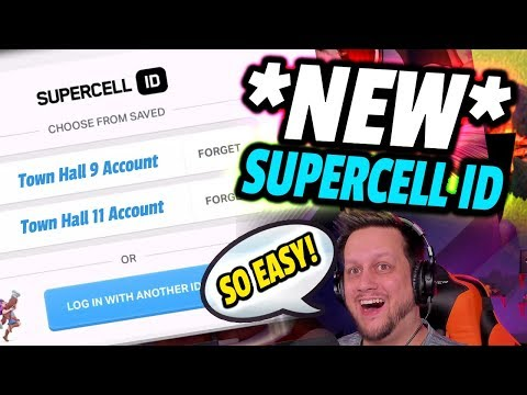 *NEW* SUPERCELL ID - What Is It? How To Set Up?