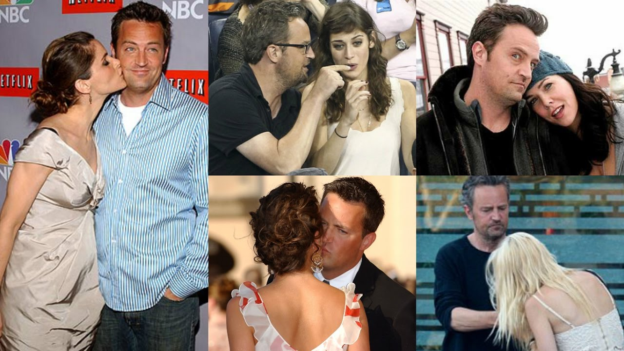 Girls Matthew Perry Dated! - YouTube