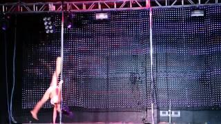 Sergia Louise Anderson California Pole Dance Championship