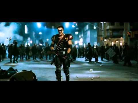 Watchmen sueño americano (HD)