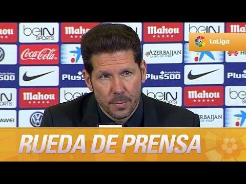 """Simeone: """"Nos llevamos una victoria importante"""""""
