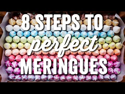 8 Steps to Mastering Perfect Meringues