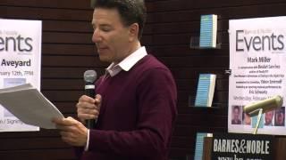 "Mark Miller presents ""500 Dates"" at Barnes & Noble in L.A."