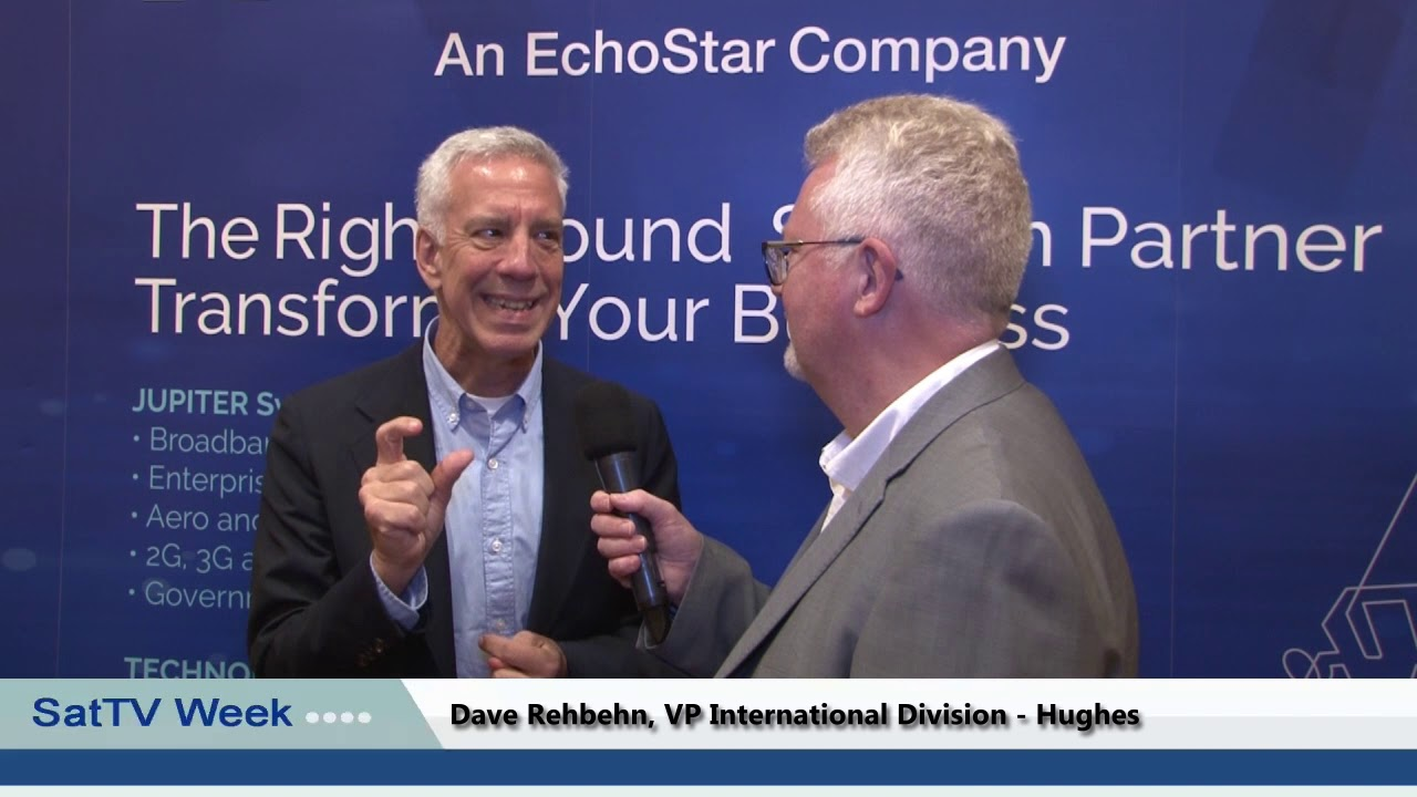 SatTV talks to Hughes Network Systems