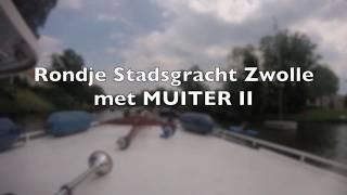 Stadsgracht Zwolle 27 Mei 2018