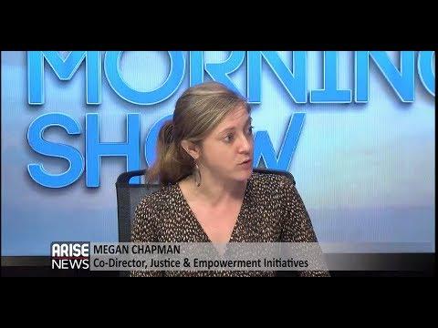 MEGAN CHAPMAN speaks about Nigeria's widening Socio-Economic Gap