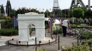 Брюссель. Миниевропа парк(, 2014-08-04T02:41:19.000Z)