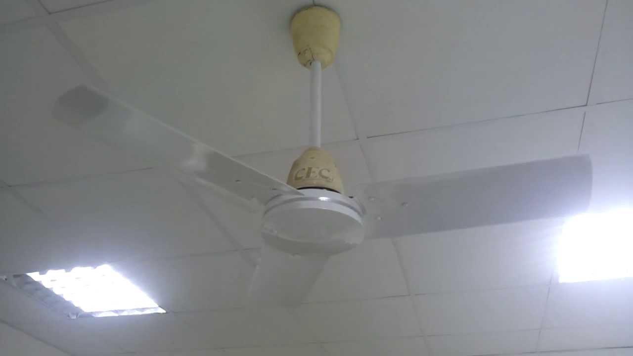 36 CEC Ceiling Fan