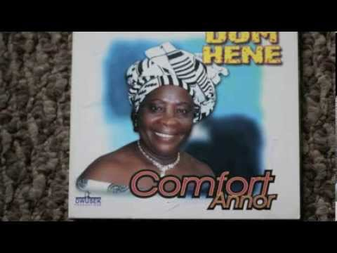 COMFORT ANNOR-HE DIED FOR ME(DOM HENE album)