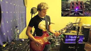 xvive wave phaser GUITAR PEDAL DEMO - James Bell Thumbnail
