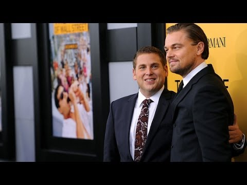 Leonardo DiCaprio's Friends Love Him at The Wolf of Wall Street Premiere | POPSUGAR News