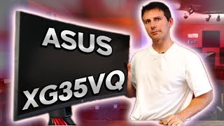 "Video A 21:9 35"" Ultrawide WITH Strobing...!? Meet the XG35VQ From ASUS download MP3, 3GP, MP4, WEBM, AVI, FLV April 2018"