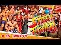 STREET FIGHTERS - EN DIRECTO