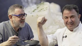 Cata Mayor: Martín Berasategui y su receta de 'kokotxas'