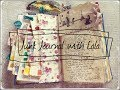 Junk Journal with Me Fourth Episode / Requiem for a Friend
