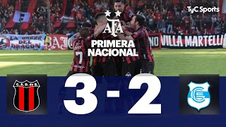 Defensores de Belgrano 3 VS. Gimnasia (J) 2  | Fecha 5 | Primera Nacional 2019/2020