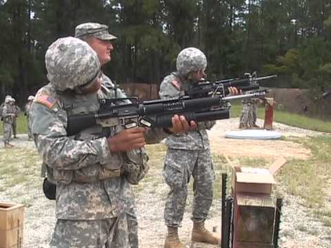 U.S Army Infantry Basic Training Jul-Nov 2011 (Ft. Benning, GA)