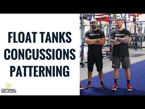 How Navy SEALS Use Float Tanks To Treat Concussions