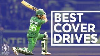 Who Played It Best? | Best Cover Drives of the World Cup | Part 1 | ICC Cricket World Cup 2019
