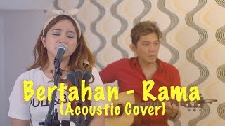 Bertahan - Rama (Acoustic Cover) by Silvia Nicky