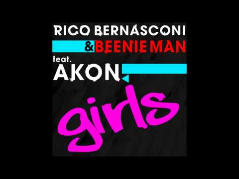 Rico Bernasconi & Beenie Man Ft Akon - Girls.wmv