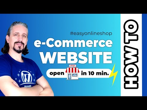 Create an eCommerce Website with WordPress in 2020 (Online Store Tutorial)