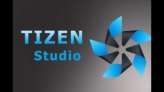 установка Tizen Studio 2.4