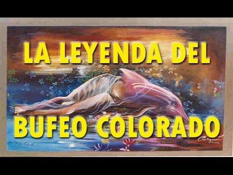 Leyendas Peruanas #3: El bufeo colorado