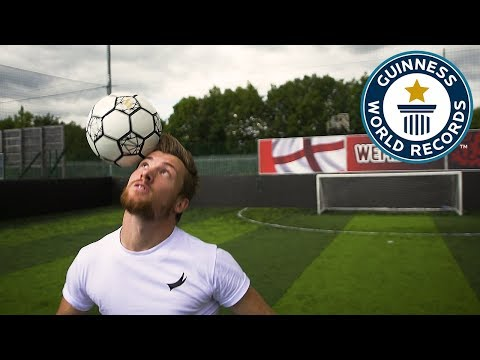 Andrew Henderson: Football Freestyler Champion – Meet The Record Breakers Europe