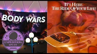 The Abandoned History Of Body Wars Wonders Of Life Expedition Epcot