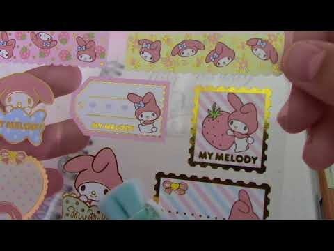 journal with me ~ my melody
