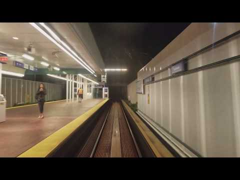Vancouver SkyTrain: Expo Line Eastbound Pt. 2, Commercial to Metrotown - The Complete Ride 4K