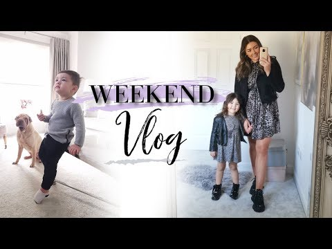 FAMILY WEEKEND VLOG | WE GO ON A GIRLS DAY!