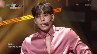 NEWS - 장동우(Jang Dong Woo) [뮤직뱅크 Music Bank] 20190315