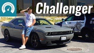 Тест-драйв Dodge Challenger SXT 3.6l. в США