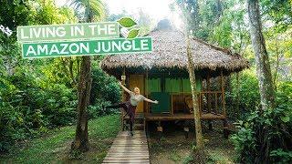 Living in the Amazon Jungle | Peru Vlog
