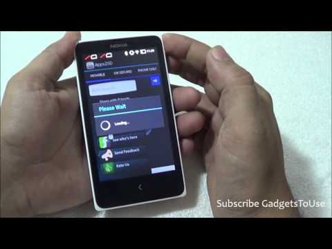 Move Apps From Nokia X, X+ and Xl Phone Memory to SD Card