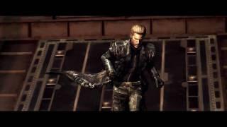Resident Evil 5 Wesker Cinematic Fight HD