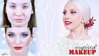 Яркий макияж. Inspired by Lady GAGA's Oscar 2015 Look. Ladydg87Ukr