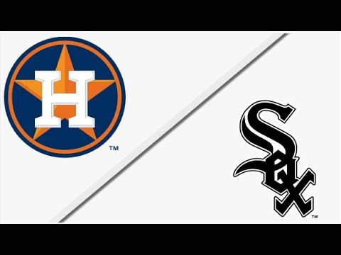 Houston Astros vs Chicago White Sox | Full Game Highlights | 4/20/18