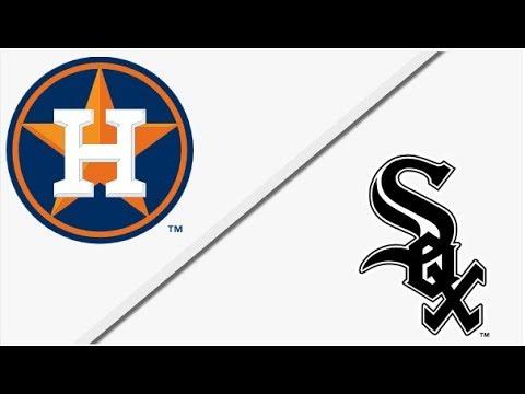 Houston Astros vs Chicago White Sox | Full Game Highlights | 4/20/18