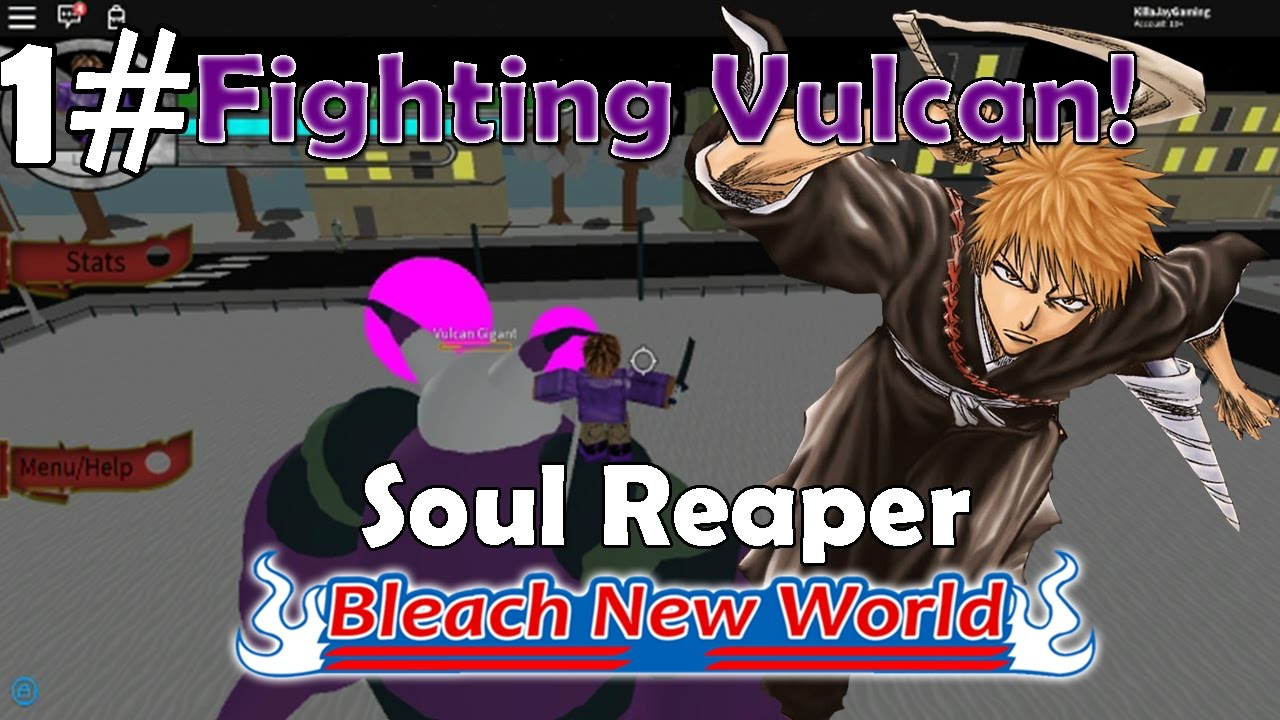 Lovely 1# Bleach New World   Soul Reaper Fighting Vulcan