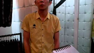 wawancara tugas pemilik butik M.I.L.F surabaya.3GP
