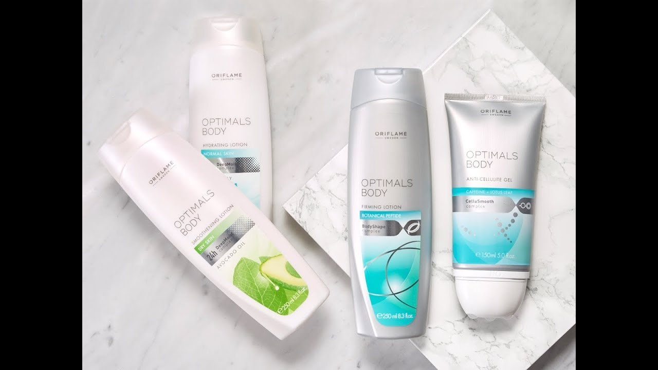 Oriflame Product Review Optimals Body Firming And Anti Cellulite