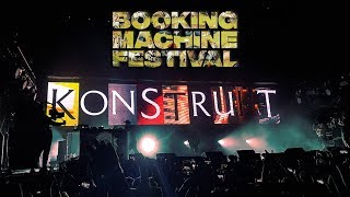 Booking Machine - KONSTRUKT