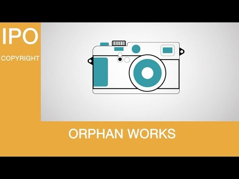 An Introduction to Orphan Works in the UK