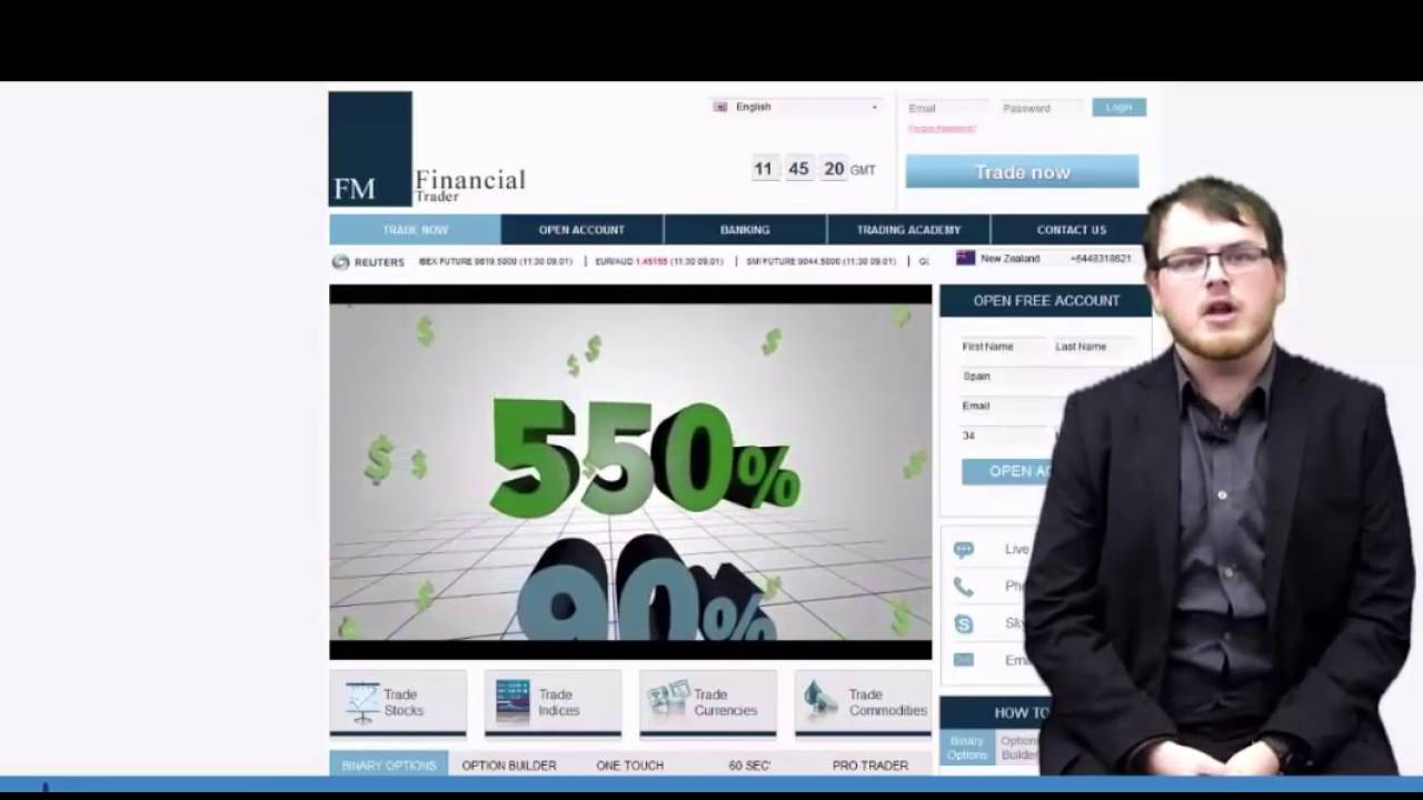 fm trading binary options australia review