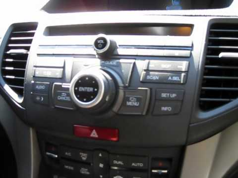 2009 Honda Accord Euro Interior Review