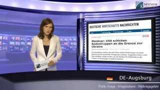 """""""Русские идут!"""" - как НАТО видит свое отражение в зеркале антироссийской пропаганды"""